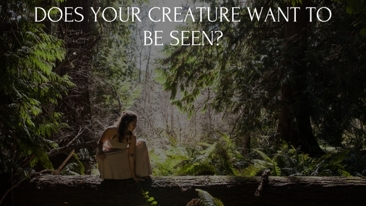 does your creature want to be captureD_